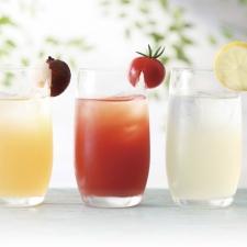 お酢とフルーツで健康に!